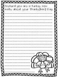 Thanksgiving Writing Pages 45 Best W Writing Prompts Images On Pinterest Writing Activities