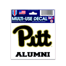 alumni decal the store on fifth