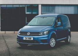 first drive vw caddy bluemotion
