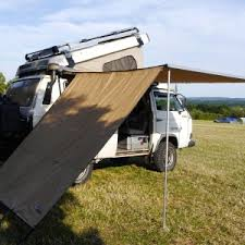 Arb Awning Review Cvc Side U0026 Front Windbreak Lift Set For Arb Awning