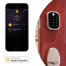 Home Kit Yale Announces Availability Of Apple Homekit Enabled Smart Locks