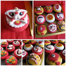 New Year Cupcakes Decoration Idea by 53 Best Celebrate Chinese New Year Images On Pinterest Cupcake