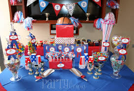 all star sports baby shower theme ideas archives baby shower diy