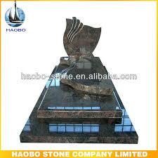 tombstone prices haobo style paradiso blank granite tombstone prices