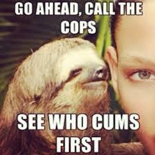 Funny Sloth Memes - www straycrayons com funny humor adult gore meme photoshop