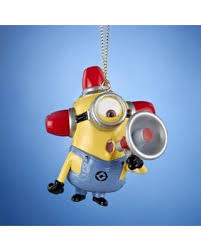 special kurt adler despicable me alarm ornament