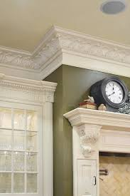 kitchen cabinets molding ideas cabinet crown molding ideas 25 best crown molding kitchen ideas
