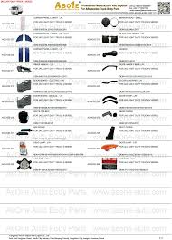 chinese truck body parts for jac light truck n series asone auto