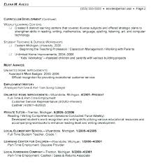 resume for student teaching exles in writing objective resume administrative assistant writing exle exles