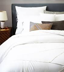 Cb2 Duvet The Dreamiest Spring Bedding From Around The Web Mydomaine
