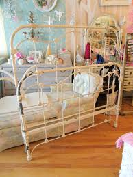 Shabby Chic Twin Bed by Rustic Queen Bed Frame Antique Painted Metal Twin Bed Frame King