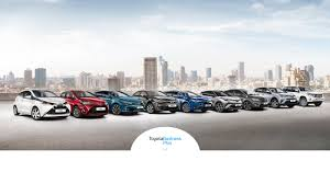our range toyota cyprus
