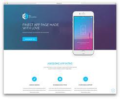26 best app u0026 software showcase wordpress themes 2017 colorlib