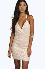 the best sequin dresses to sparkle at every holiday party brit co