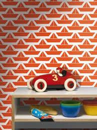 papier peint chambre gar n papier peint enfants bateau 47 sur les murs