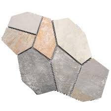 Home Depot Wall Tile Fireplace by Slate Tile Natural Stone Tile The Home Depot