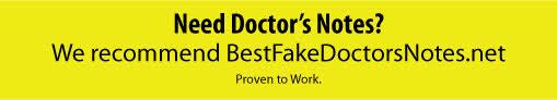 online fake doctors notes u0026 excuses work