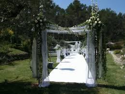 decoration eglise pour mariage arche nuptiale décoration église pour mariage en paca aix en