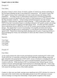 download letter to the editor example for free formtemplate
