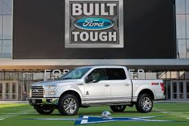 Ford F150 Truck 2016 - ford introduces dallas cowboys edition f 150 houston chronicle
