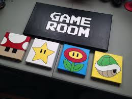 articles with small game room decorating ideas tag game room wall