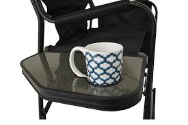 Tall Directors Chair With Side Table Grand Canyon Gear Extra Tall Folding Directors Chair Foldable