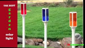 Best Garden Solar Lights by Best Garden Solar Lights Youtube