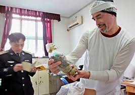 foriegn inmates celebrate in shanghai prison photos and