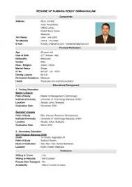 How To A Resume For A Job by Examples Of Resumes 89 Surprising What To Write In A Resume How