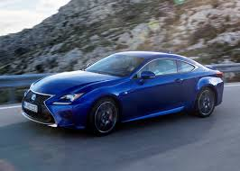 lexus sports car blue lexus rc coupe 2015 photos parkers