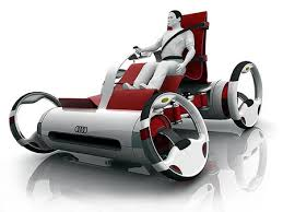 audi the car audi quattroflex car concept with no roof and expandable seating