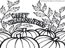 coloring page thanksgiving coloring pages printable printables