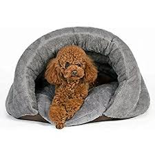 small pet beds amazon com pls birdsong the original cuddle pouch pet bed small