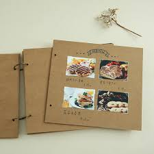 wedding guest book photo album personalized recipe book restaurant guest book photo album