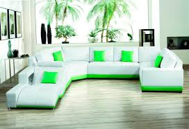 Modern White Sectional Sofa by Modern White Eco Leather Sectional Sofa Vg64 Leather Sectionals