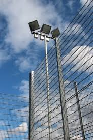 wire guards for light fixtures bespoke wire mesh floodlight guards for george carey primary