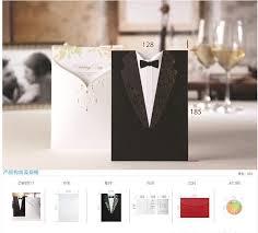 Formal Wedding Invitations 100psc Laser Cut Wedding Invitations Creative Elegant Vintage