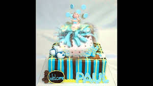 boy home baby shower cake decorations ideas youtube