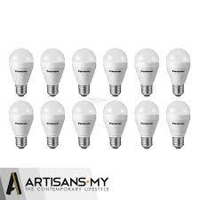 12 pcs panasonic 9 5w led light bulb end 8 24 2018 4 15 pm