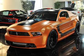ford mustang modified galpin widebody mustang boss 302 x modified mustangs pinterest