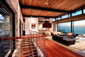 living room modern living room with stunning views features
