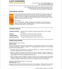 Sample Resume For Experienced Php Developer Download Web Developer Resume Sample Haadyaooverbayresort Com