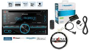 kenwood double din in dash car stereo receiver dpx 301u with
