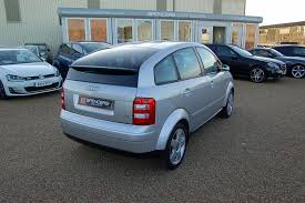 used 2003 audi a2 se for sale in norfolk pistonheads