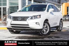 lexus car 2014 used 2014 lexus rx 350 touring pack nav 19 u0027 wheels rear camera
