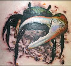 3d cancer crab tattoos tattoos book 65 000 tattoos designs
