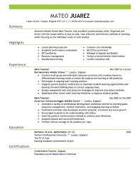 Sample English Teacher Resume by Sample Esl Resume No Experience Cover Letter Esl Teacher No