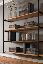 kitchen wall shelves ideas best 25 hanging shelves ideas on wall hanging shelves