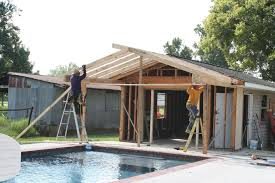 Pool House With Bathroom Finally My Diy Pool In Gonzales Louisiana Page 5