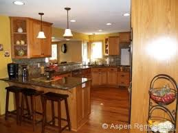 Best Kitchen Images On Pinterest Dream Kitchens Kitchen - Kitchen designs with oak cabinets